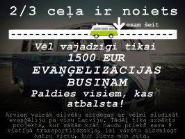Evaņģelizācijas busiņš