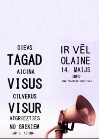 Olaines plakāts